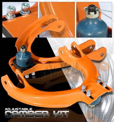 Suspension - Camber Kits - OptionRacing - Honda CRV Option Racing Adjustable Camber Kit