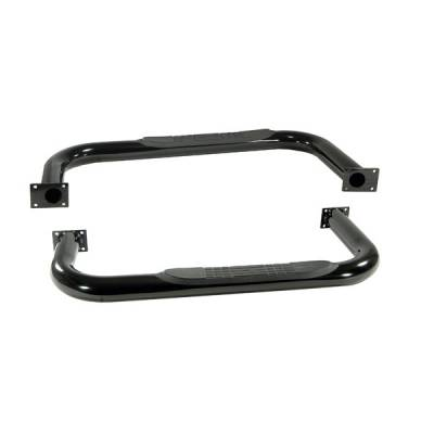 SUV Truck Accessories - Running Boards - Outland - Jeep CJ7 Outland Nerf Step Bar - 11590.02