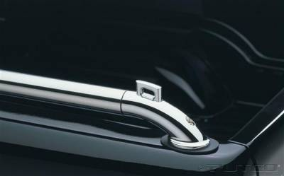 Suv Truck Accessories - Bed Rails - Putco - Nissan Titan Putco Pop Up Locker Side Rails - 29835