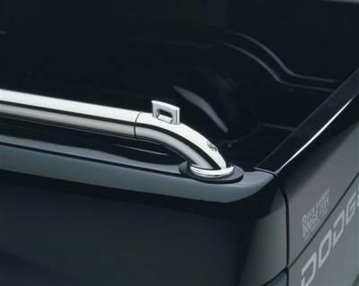 Suv Truck Accessories - Bed Rails - Putco - Nissan Frontier Putco Pop Up Locker Side Rails - 29852