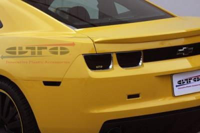 Headlights & Tail Lights - Tail Light Covers - GT Styling - Chevrolet Camaro GT Styling Taillight Covers - 4PC - GT4168