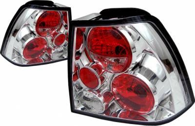 Headlights & Tail Lights - Tail Lights - G2 - Euro Lights - 404591TLR