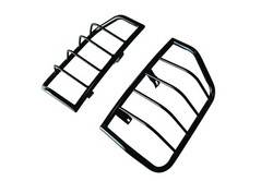 Headlights & Tail Lights - Tail Light Covers - Sportsman - Jeep Liberty Sportsman Taillight Guards