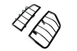 Headlights & Tail Lights - Tail Light Covers - Sportsman - GMC Sierra Sportsman Taillight Guards