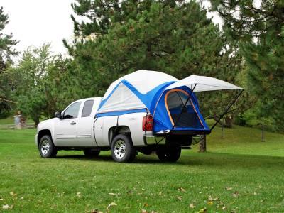 SUV Truck Accessories - Truck Tents - Napier - Toyota Hilux Napier 57 Series Sportz Truck Tent - 57044