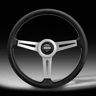 Car Interior - Steering Wheels - Momo - Ford Mustang Momo Retro Steering Wheel - 70004