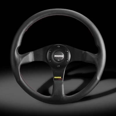 Car Interior - Steering Wheels - Momo - Ford Mustang Momo Tuner Steering Wheel - 70005