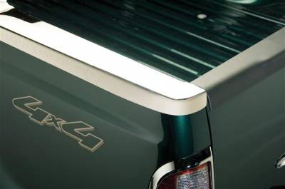 Suv Truck Accessories - Bed Rails - Putco - Chevrolet S10 Putco Stainless Steel Skin without Holes - 59514
