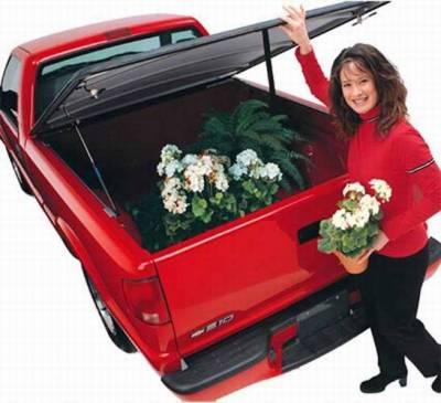 SUV Truck Accessories - Tonneau Covers - Extang - Extang Full Tilt Snapless Tonneau Cover 38635