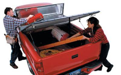 Suv Truck Accessories - Tonneau Covers - Extang - Extang Full Tilt with Snaps Tool Box Tonneau Cover 42725