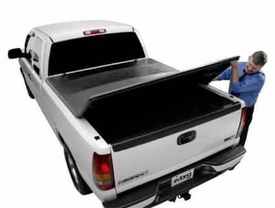 SUV Truck Accessories - Tonneau Covers - Extang - Extang Trifecta Tonneau Cover 44660