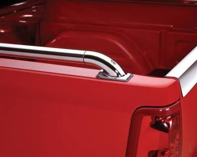 Suv Truck Accessories - Bed Rails - Putco - Nissan Frontier Putco SSR Locker Side Rails - 59853