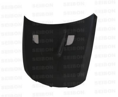 Seibon - Acura RSX Seibon XT Style Carbon Fiber Hood - HD0205ACRSX-XT