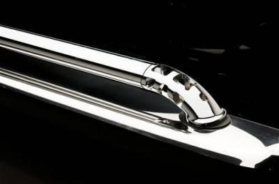 Suv Truck Accessories - Bed Rails - Putco - Nissan Frontier Putco Crossrails - 69852