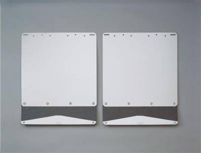 Suv Truck Accessories - Mud Flaps - Putco - Chevrolet Suburban Putco Stainless Steel Mud Flaps - 79492