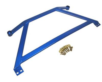 Suspension - Suspension Components - Megan Racing - Honda Civic Megan Racing Front Lower H-Brace - SB-HBHC06BV2