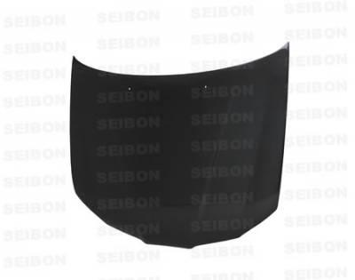 Impreza - Hoods - Seibon - Subaru Impreza Seibon RS Style Carbon Fiber Hood - HD0607SBIMP-RS