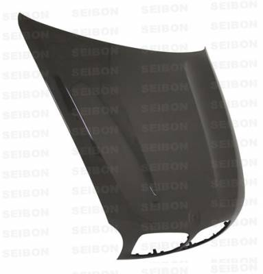 X5 - Hoods - Seibon - BMW X5 Seibon OEM Style Carbon Fiber Hood - HD0709BMWE70-OE