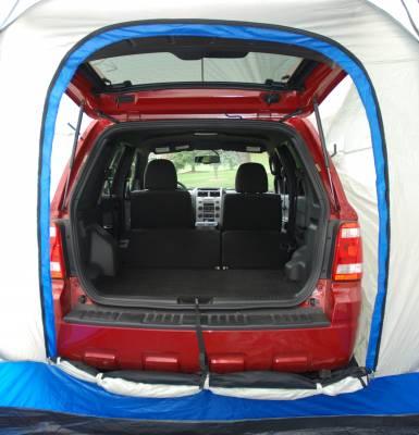SUV Truck Accessories - Truck Tents - Napier - Saab 9-7 Napier Sportz SUV Tent - 82000