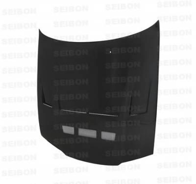 Skyline - Hoods - Seibon - Nissan Skyline Seibon TB Style Carbon Fiber Hood - HD9094NSR32-TB