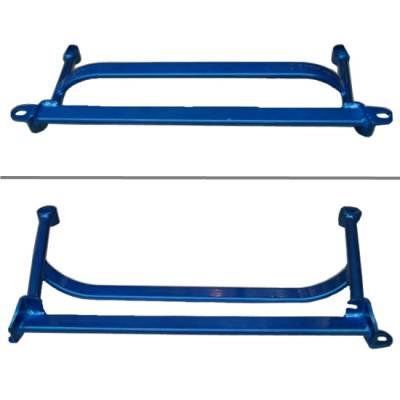 Suspension - Sway Bars - MotorBlvd - Subaru 4-Point Lower Brace