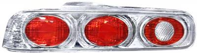 Headlights & Tail Lights - Tail Lights - Matrix - Clear Euro Taillights - 9275