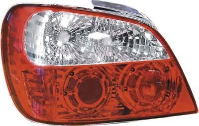 Headlights & Tail Lights - Tail Lights - Matrix - Jaguar Style Euro Taillights - 92023