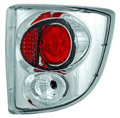 Headlights & Tail Lights - Tail Lights - In Pro Carwear - Toyota Celica IPCW Taillights - Crystal Eyes - 1 Pair - CWT-2016C2