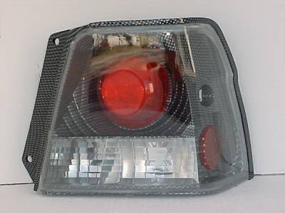 Headlights & Tail Lights - Tail Lights - In Pro Carwear - Toyota Tercel IPCW Taillights - Crystal Eyes - 1 Pair - CWT-2023CF