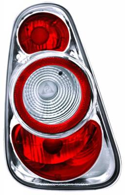 Headlights & Tail Lights - Tail Lights - In Pro Carwear - Mini Cooper IPCW Taillights - Crystal Eyes - 1 Pair - CWT-208C2