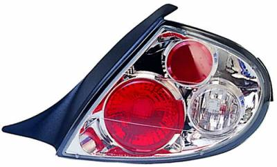 Headlights & Tail Lights - Tail Lights - In Pro Carwear - Dodge Neon IPCW Taillights - Crystal Eyes - 1 Pair - CWT-406C2