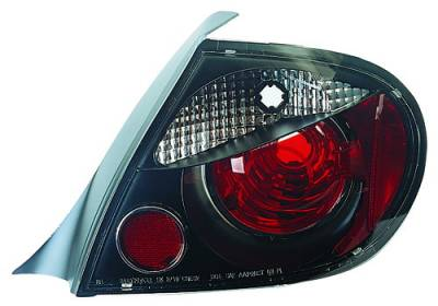 Headlights & Tail Lights - Tail Lights - In Pro Carwear - Dodge Neon IPCW Taillights - Crystal Eyes - 1 Pair - CWT-415B2
