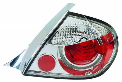 Headlights & Tail Lights - Tail Lights - In Pro Carwear - Dodge Neon IPCW Taillights - Crystal Eyes - 1 Pair - CWT-415C2