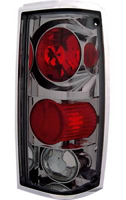 Headlights & Tail Lights - Tail Lights - In Pro Carwear - GMC Jimmy IPCW Taillights - Crystal Eyes - 1 Pair - CWT-CE309CS