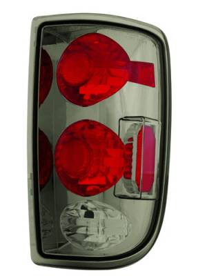 Headlights & Tail Lights - Tail Lights - In Pro Carwear - GMC Jimmy IPCW Taillights - Crystal Eyes - 1 Pair - CWT-CE320CS