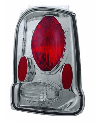 Headlights & Tail Lights - Tail Lights - In Pro Carwear - Ford Explorer IPCW Taillights - Crystal Eyes - 1 Pair - CWT-CE510DCS
