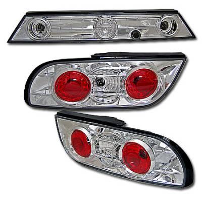 Headlights & Tail Lights - Tail Lights - MotorBlvd - Nissan Tail Lights