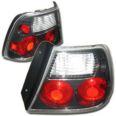 Headlights & Tail Lights - Tail Lights - MotorBlvd - Hyundai Tail Lights
