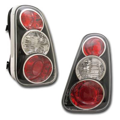 Headlights & Tail Lights - Tail Lights - MotorBlvd - Mini Tail Lights