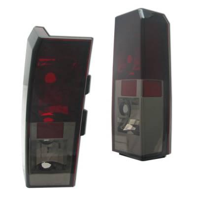 Headlights & Tail Lights - Tail Lights - MotorBlvd - Hummer Tail Lights