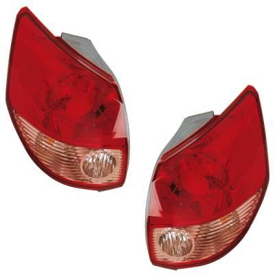 Headlights & Tail Lights - Tail Lights - MotorBlvd - Toyota Tail Lights