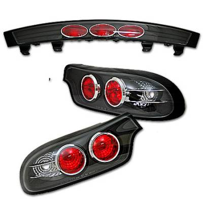 Headlights & Tail Lights - Tail Lights - MotorBlvd - Mazda RX-7 Tail Lights