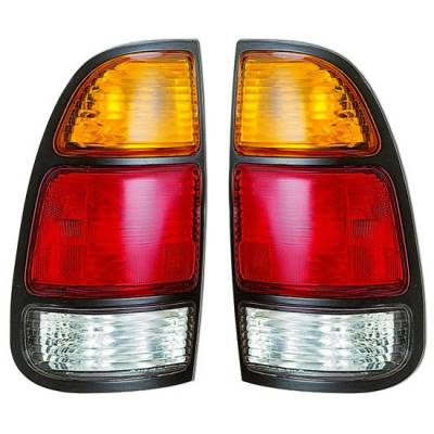 Headlights & Tail Lights - Tail Lights - MotorBlvd - Toyota Tail Lights