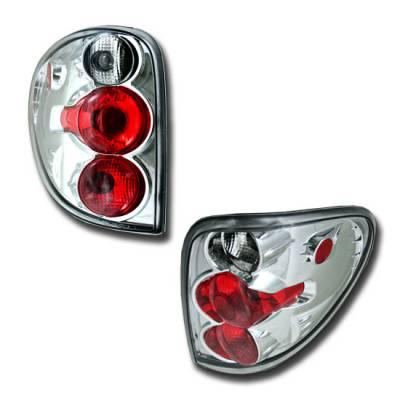 Headlights & Tail Lights - Tail Lights - MotorBlvd - Chrysler Tail Lights