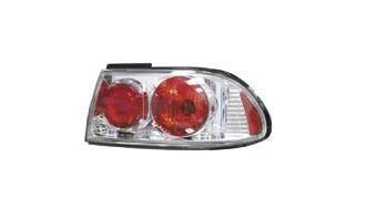 Headlights & Tail Lights - Tail Lights - Matrix - Chrome Taillights - MTX-09-2030