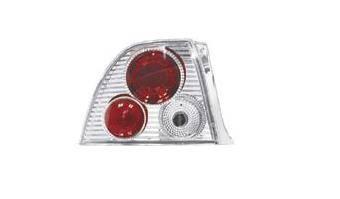 Headlights & Tail Lights - Tail Lights - Matrix - Chrome Taillights - MTX-09-2062