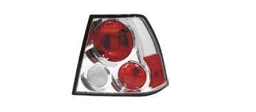 Headlights & Tail Lights - Tail Lights - Matrix - Chrome Taillights - MTX-09-2067