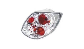 Headlights & Tail Lights - Tail Lights - Matrix - Chrome Taillights - MTX-09-2076