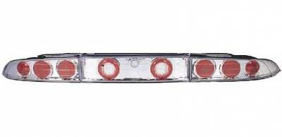 Headlights & Tail Lights - Tail Lights - Matrix - Chrome Taillights - MTX-09-247