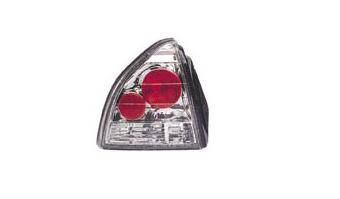 Headlights & Tail Lights - Tail Lights - Matrix - Chrome Taillights - MTX-09-254